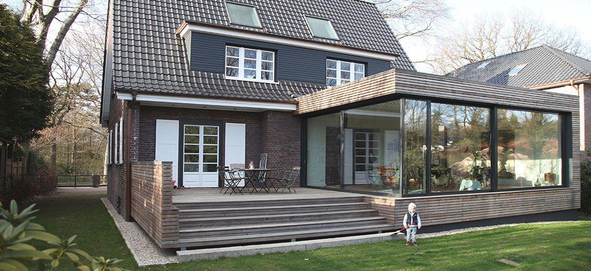 erweiterung einfamilienhaus architekten peter paschen. Black Bedroom Furniture Sets. Home Design Ideas